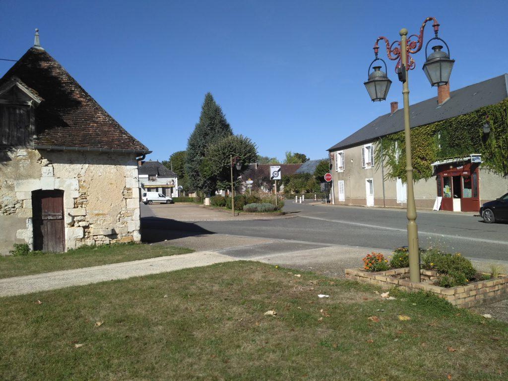 Notre village- Brécy