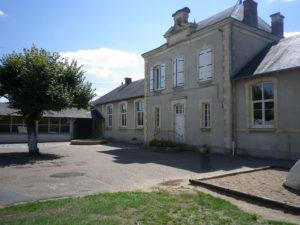 école maternelle - Brécy