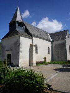 église - Brécy