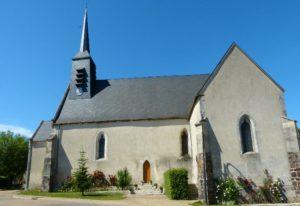 église de neuvy