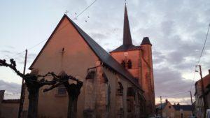 Eglise - Azy