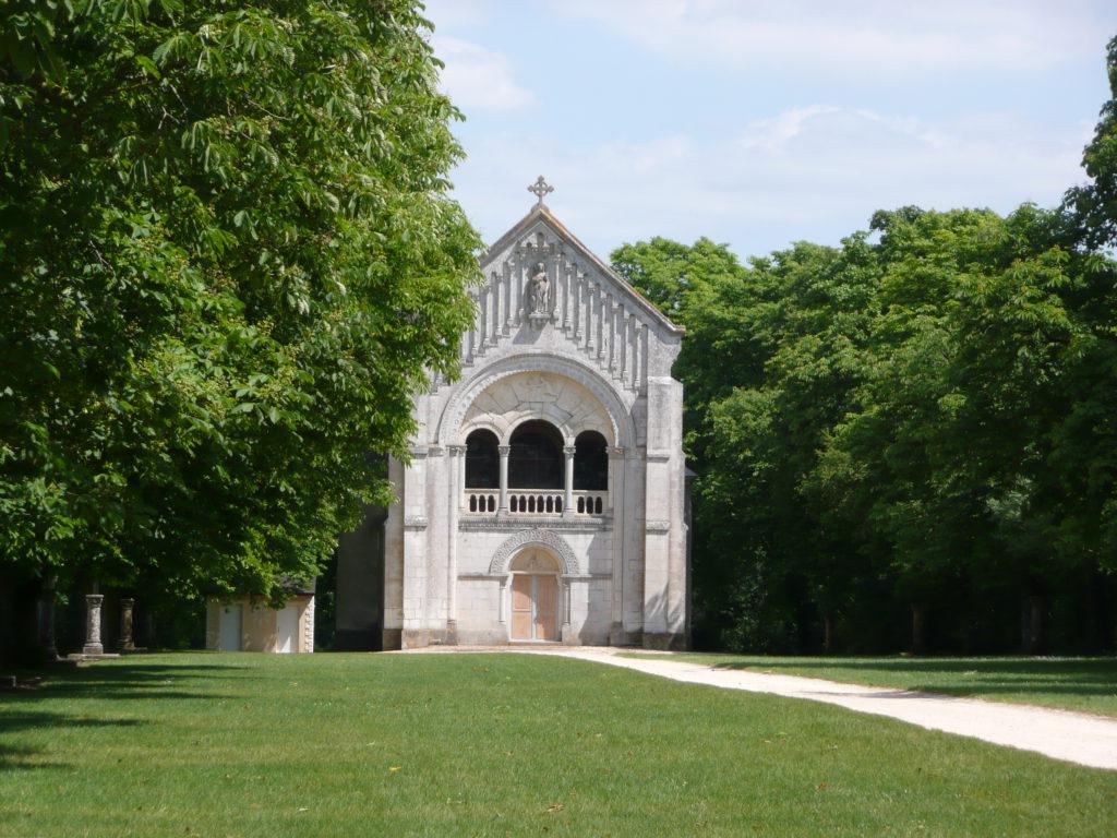 chapelle - Ste Solange