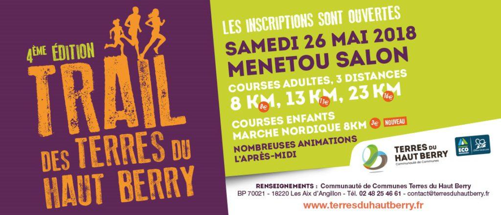 Trail des Terres du Haut Berry @ Place de Menetou Salon | Menetou-Salon | Centre-Val de Loire | France