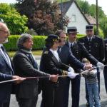 Nouvelle gendarmerie à Saint-Martin-d'Auxigny