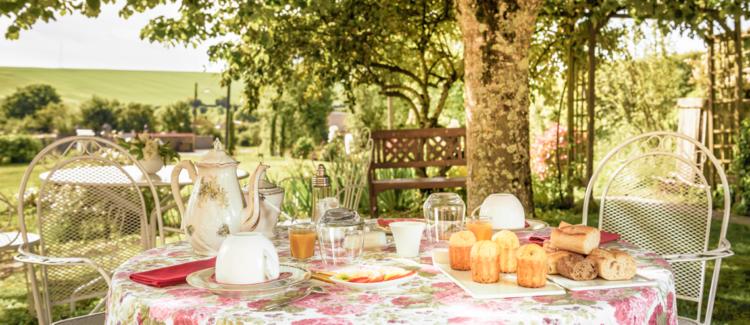 table-petit-dejeuner