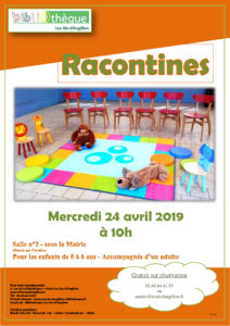 Racontines @ Mairie
