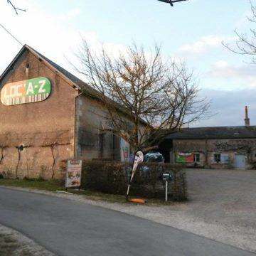 <br>Espace location et vente de matériels Bourges à Soulangis