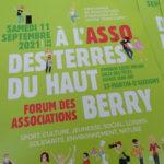 A l'Asso des Terres du Haut Berry 2021