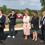 Inauguration Zone d'Activités Bois Blanc